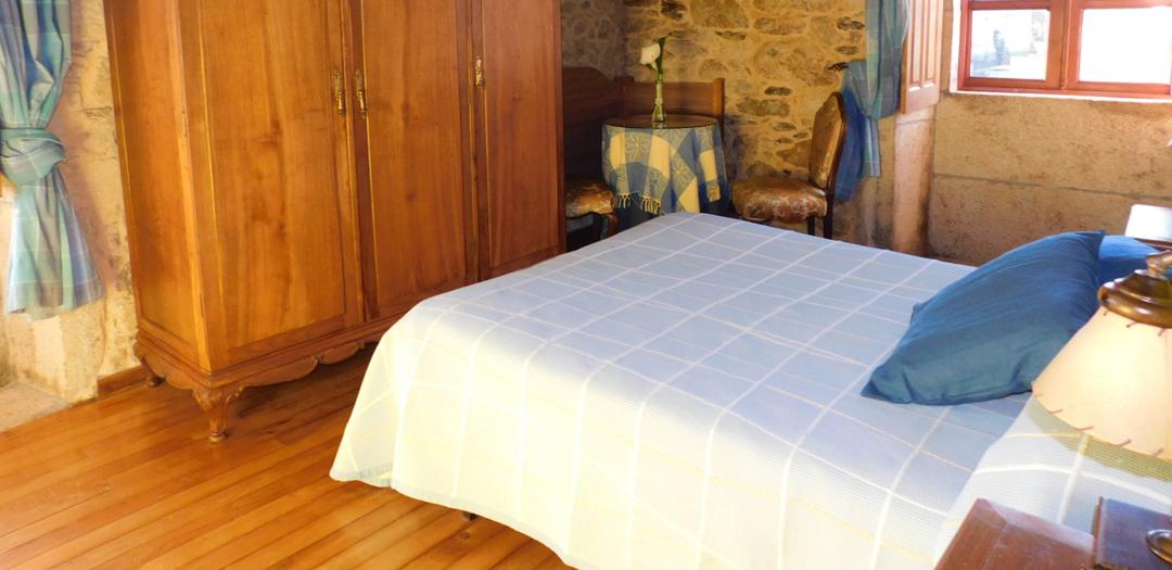 Cuarto da Madriña en Casa de Roque