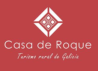 logo Casa de Roque Turismo rural de Galicia (Outes - A Coruña)