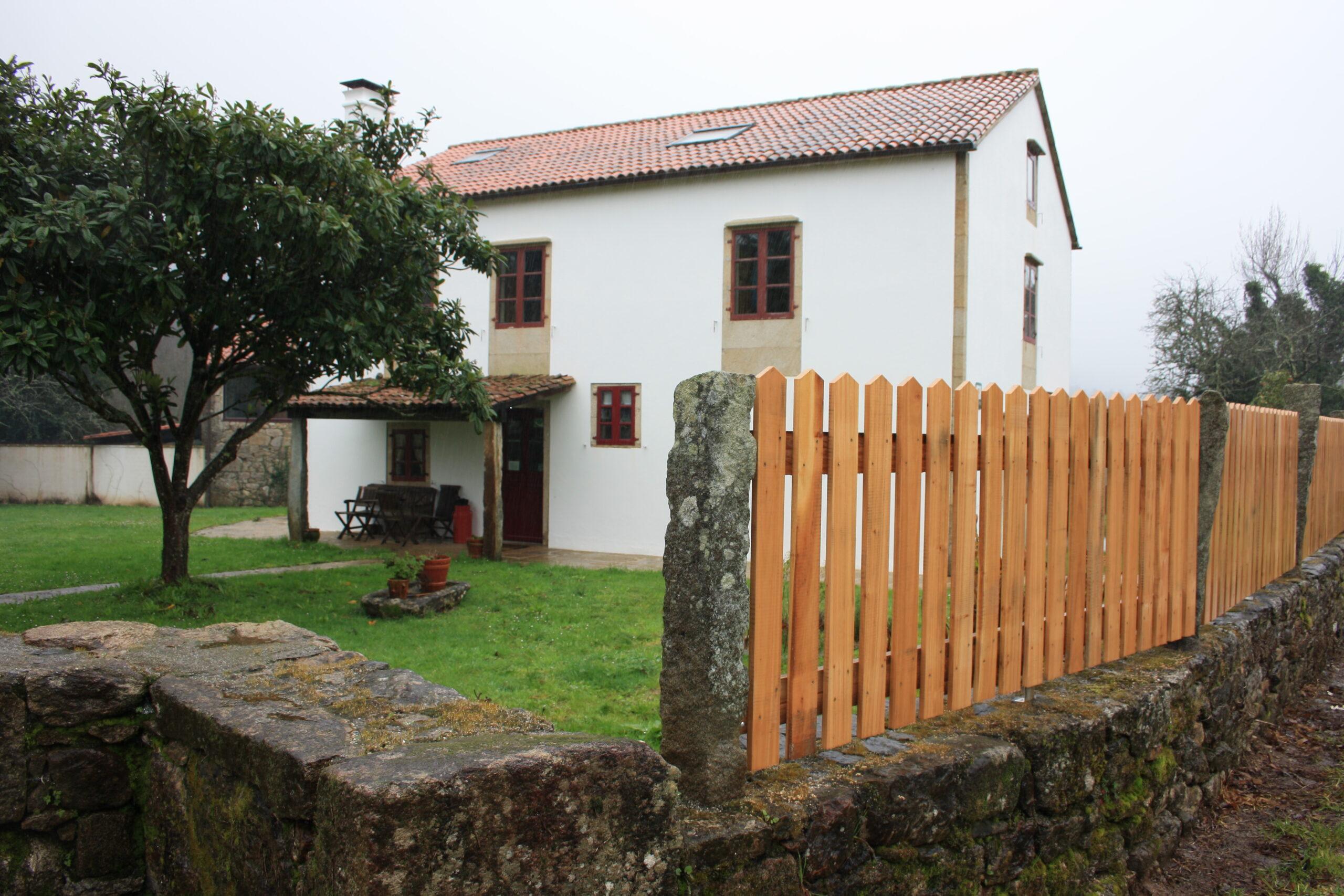 Entrada de Casa de Roque