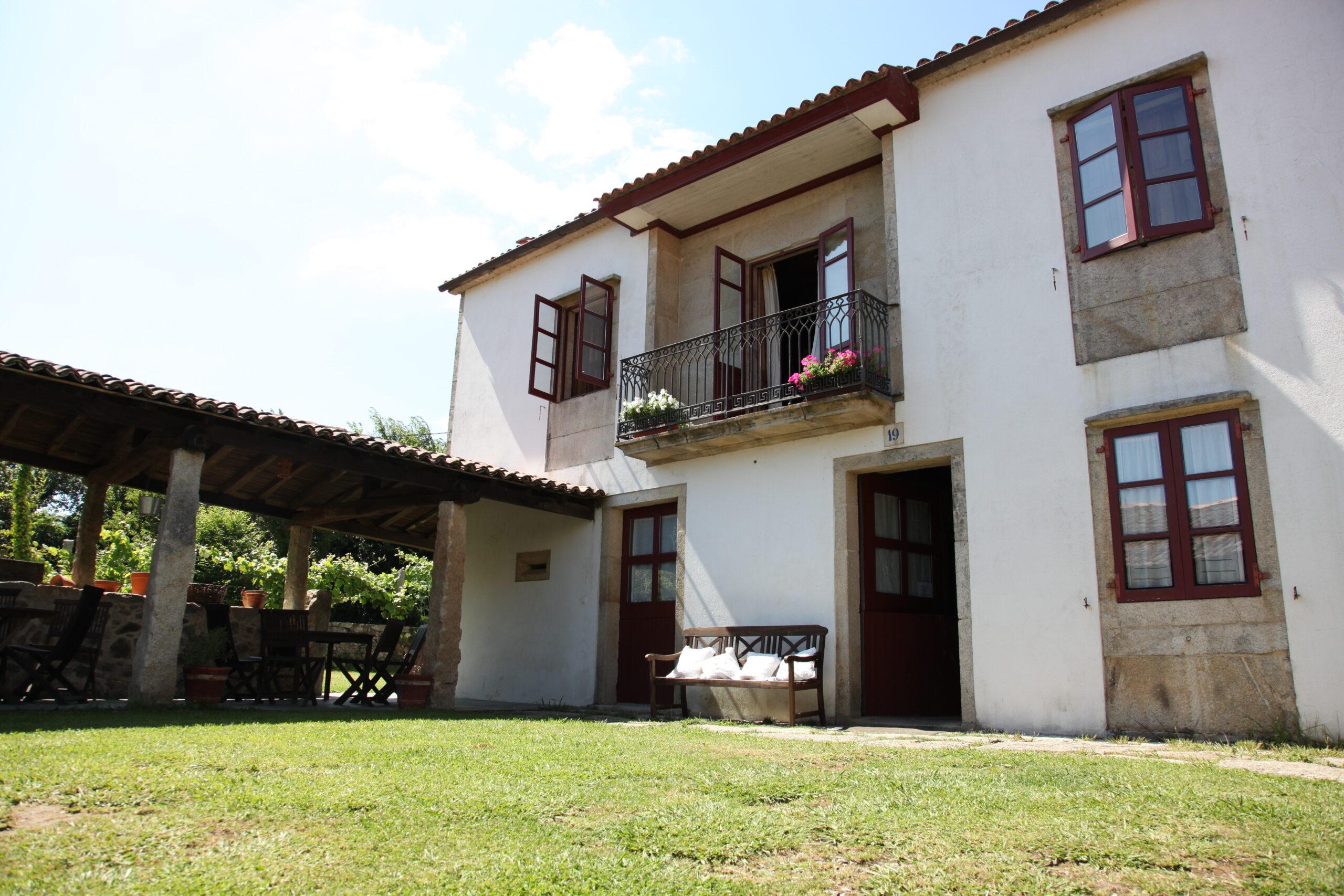 Casa de Roque Turismo rural de Galicia (Outes - A Coruña)