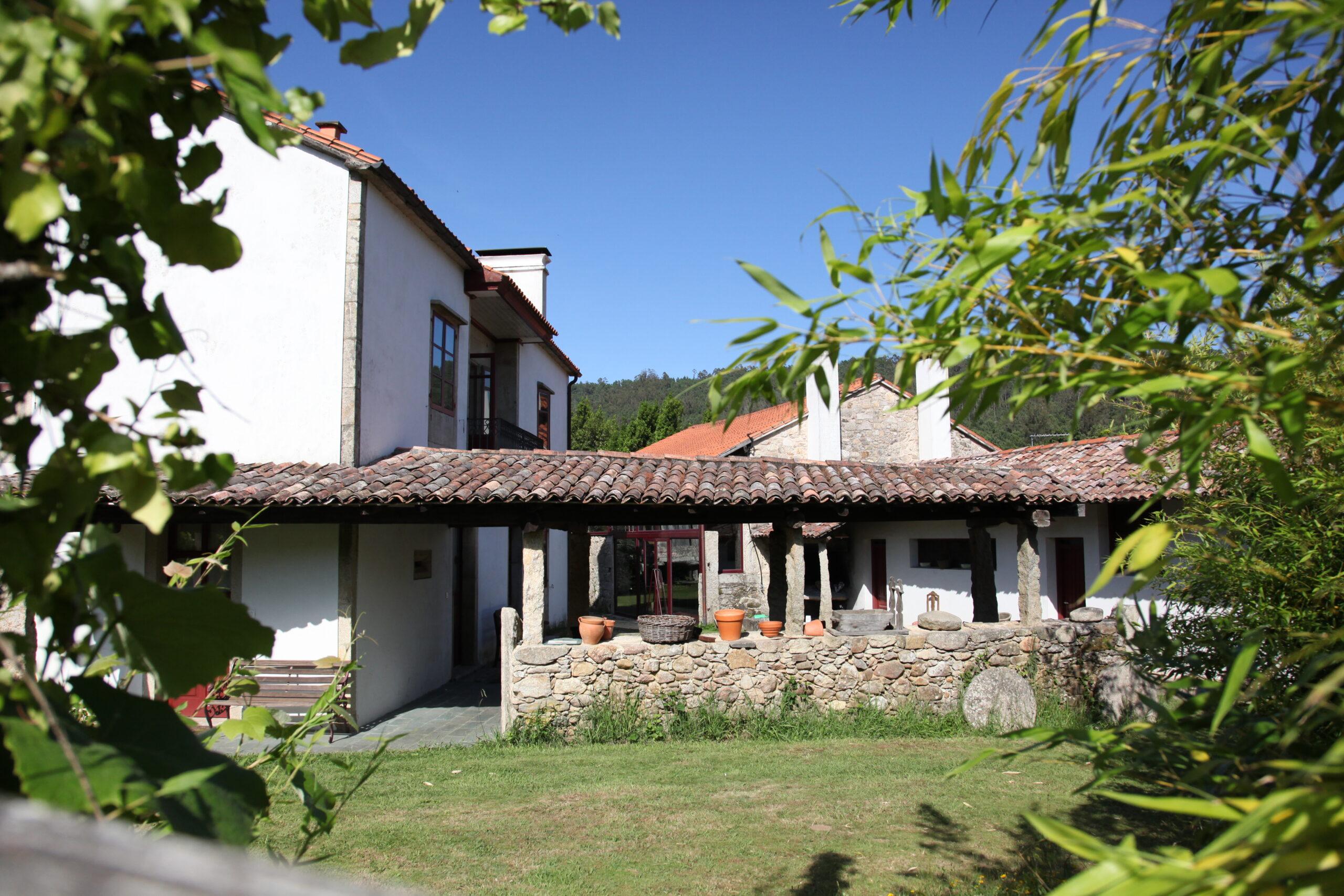 Soportal en Casa de Roque