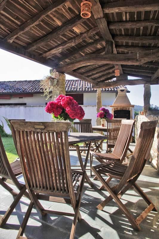 Casa Turismo Rural Casa de Roque - Soportal Alpendre