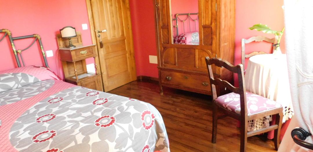 Cuarto da avoa - Casa de Roque (Outes -Galicia)